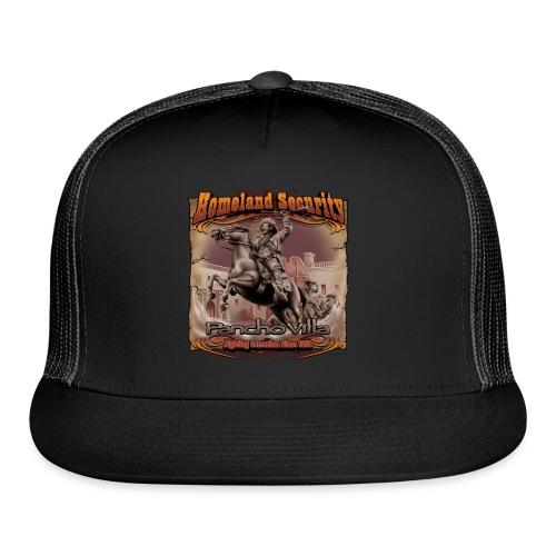 Homeland Security - Trucker Cap