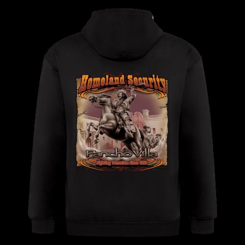 Homeland Security - Men's Zip Hoodie