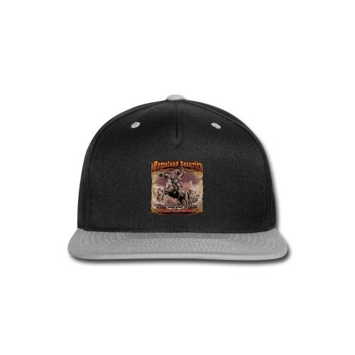 Homeland Security - Snap-back Baseball Cap