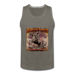 Homeland Security - Men's Premium Tank