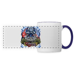 Cubano Unidos on WHT - Panoramic Mug