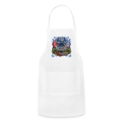 Cubano Unidos on WHT - Adjustable Apron