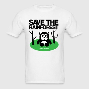 Save the Rainforest - Men's T-Shirt