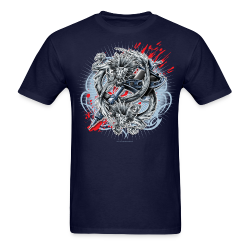 S-121 Dragon Tattoo Men's Tee - Men's T-Shirt