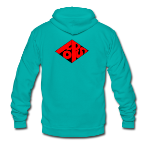 PoPS Logo Women's T-shirt - Unisex Fleece Zip Hoodie