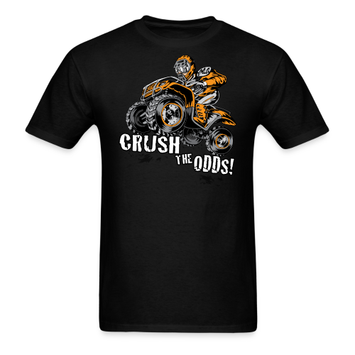 Crush The Odds - Men's T-Shirt