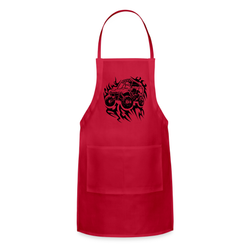 UTV Fired Up - Adjustable Apron