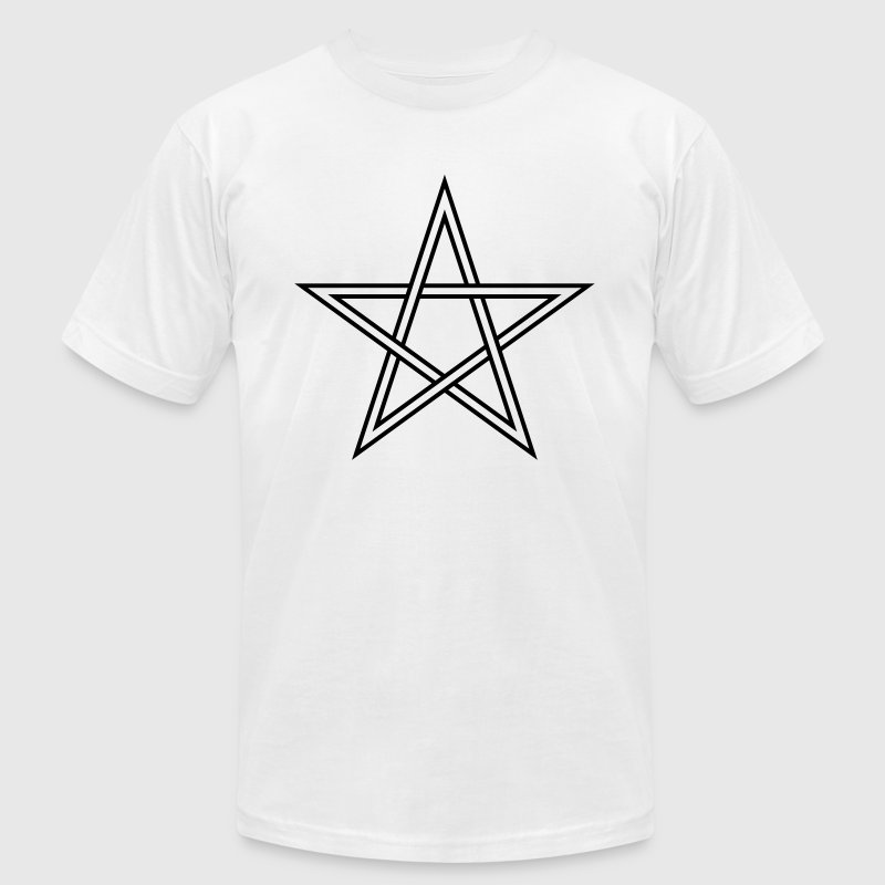 celtic star T-Shirts - Men's T-Shirt by American Apparel
