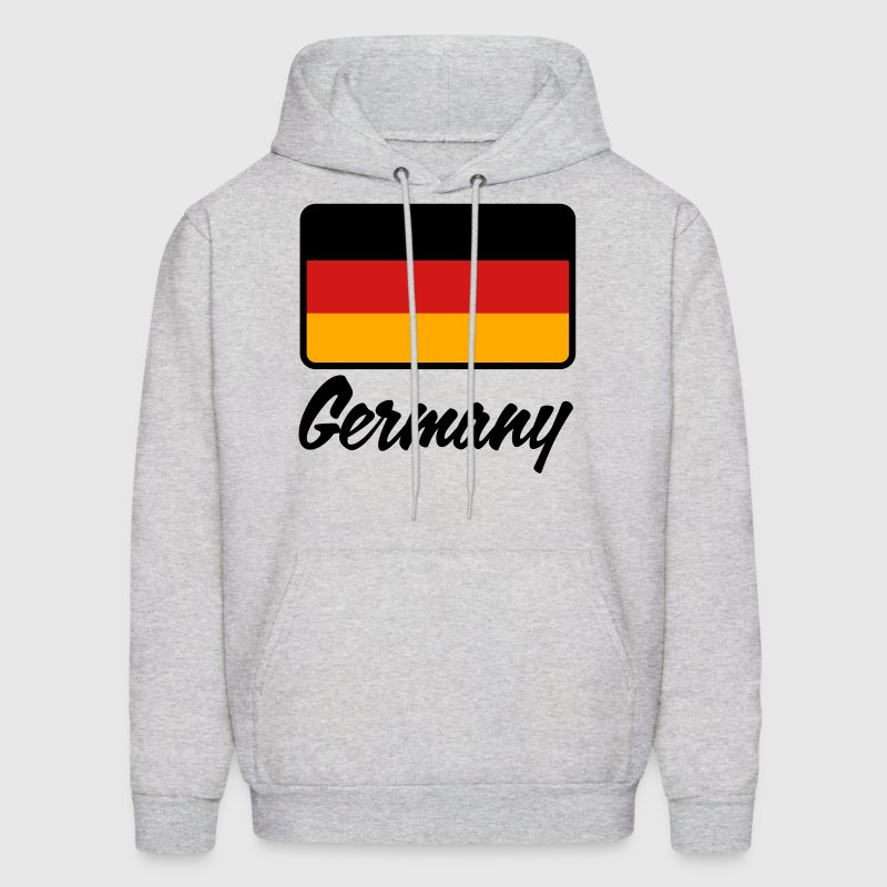 Flagg Germany (3c) Hoodies - Men's Hoodie