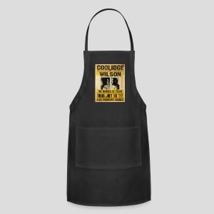 Pulp Fiction: Coolidge vs. Wilson [SPECIAL OFFER] - Adjustable Apron