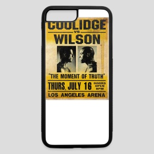Pulp Fiction: Coolidge vs. Wilson [SPECIAL OFFER] - iPhone 7 Plus/8 Plus Rubber Case