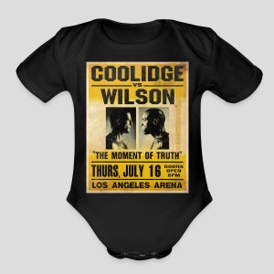 Pulp Fiction: Coolidge vs. Wilson [SPECIAL OFFER] - Short Sleeve Baby Bodysuit