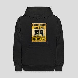 Pulp Fiction: Coolidge vs. Wilson [SPECIAL OFFER] - Kids' Hoodie