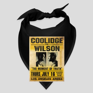 Pulp Fiction: Coolidge vs. Wilson [SPECIAL OFFER] - Bandana