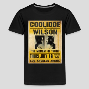 Pulp Fiction: Coolidge vs. Wilson [SPECIAL OFFER] - Kids' Premium T-Shirt