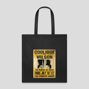Pulp Fiction: Coolidge vs. Wilson [SPECIAL OFFER] - Tote Bag