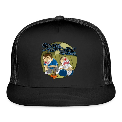 Smile Cry Kids - Trucker Cap
