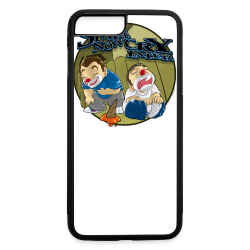 Smile Cry Kids - iPhone 7 Plus/8 Plus Rubber Case