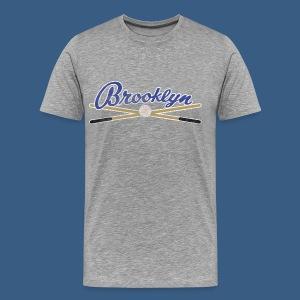 Brooklyn Stickball - Men's Premium T-Shirt