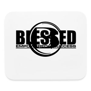 Blessed Duffel Bag - Mouse pad Horizontal