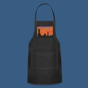 New York Artsy - Adjustable Apron