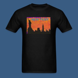 New York Artsy - Men's T-Shirt
