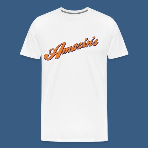 New York Amazin's - Men's Premium T-Shirt