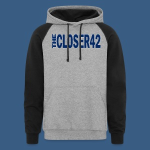 The Closer 42 - Colorblock Hoodie