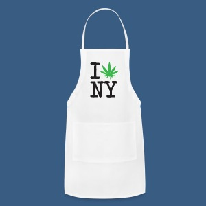 I Weed New York - Adjustable Apron