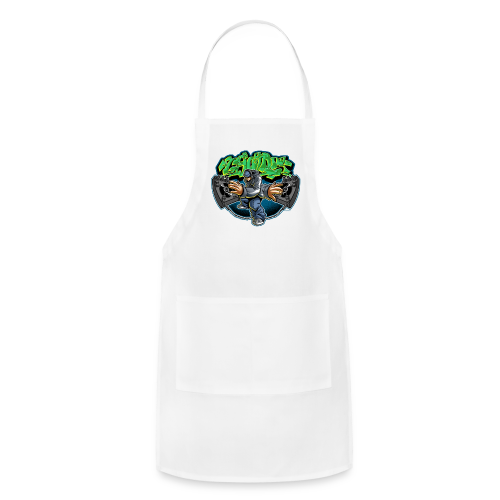 S-108 Cholo Disc Tee - Adjustable Apron
