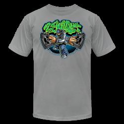S-108 Cholo Disc Tee - Men's Fine Jersey T-Shirt