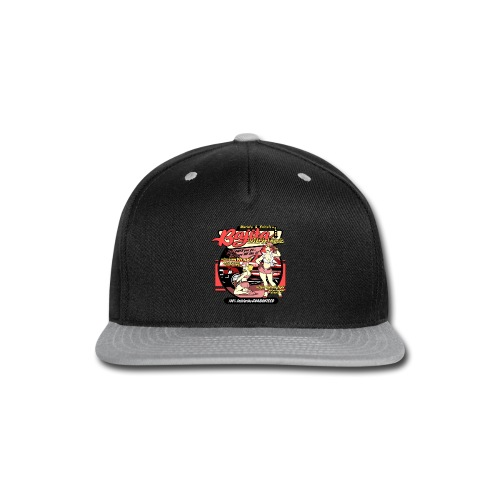 S-104 Bajita Lowrider Hoodie - Snap-back Baseball Cap