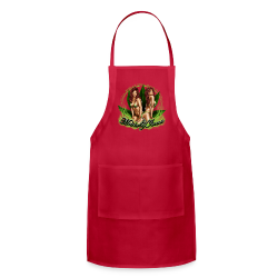 S-120 Maria y Juana Men's T - Adjustable Apron