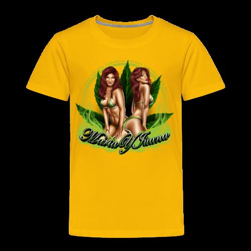 S-120 Maria y Juana Men's T - Toddler Premium T-Shirt