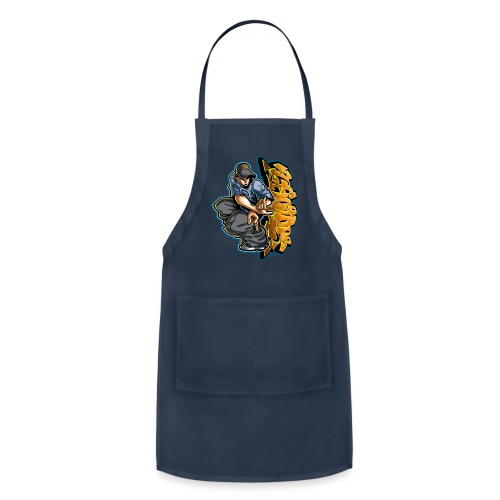S-106 Cholo Hands Hoodie - Adjustable Apron
