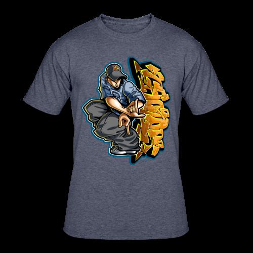 S-106 Cholo Hands Hoodie - Men's 50/50 T-Shirt