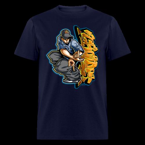 S-106 Cholo Hands Hoodie - Men's T-Shirt