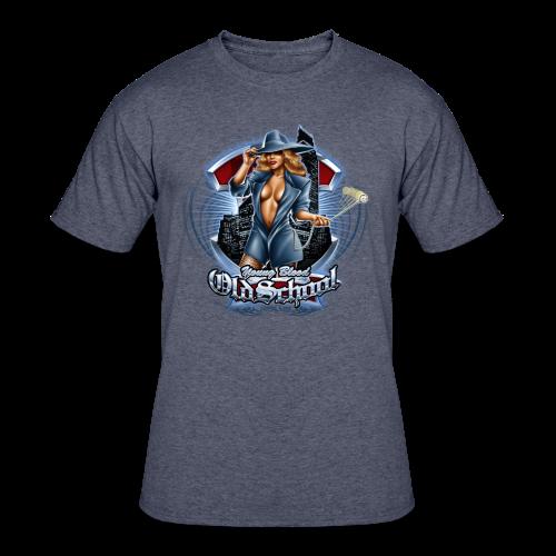 Old School Women's T - Men's 50/50 T-Shirt