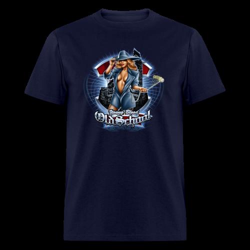 Old School Women's T - Men's T-Shirt