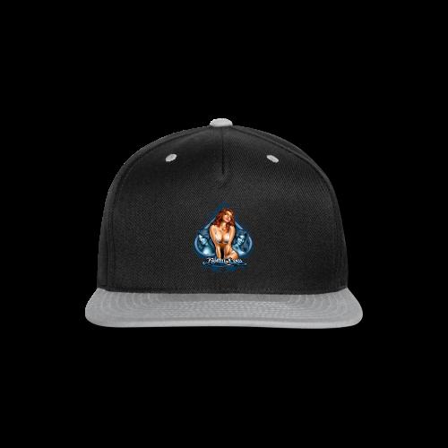 S-113 Threesome Hoodie - Snap-back Baseball Cap