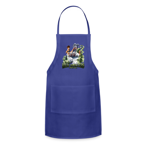 High Roller Women's T - Adjustable Apron