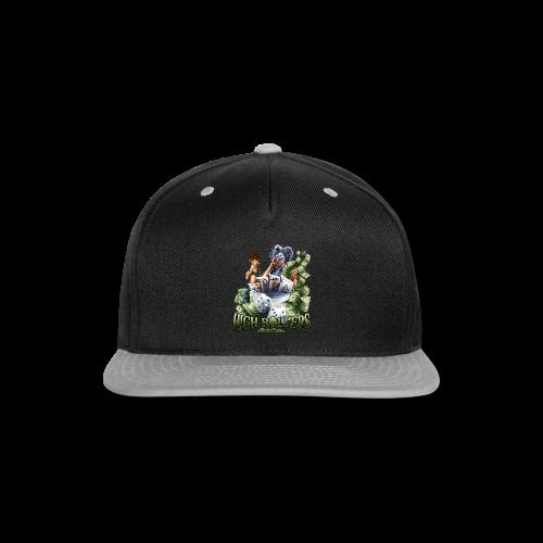 High Roller Women's T - Snap-back Baseball Cap