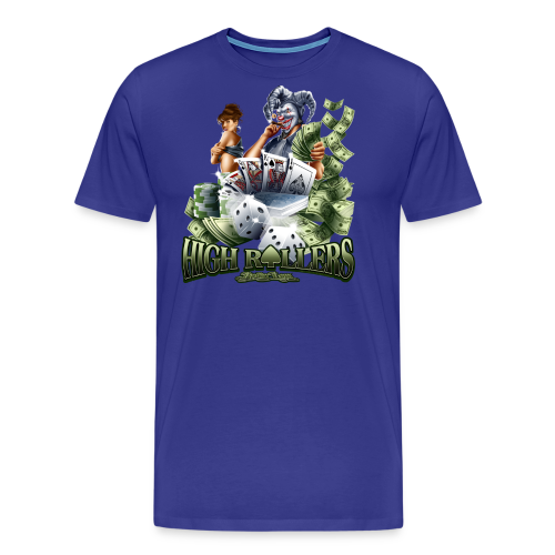 High Roller Women's T - Men's Premium T-Shirt
