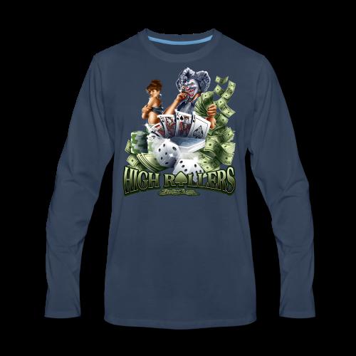 High Roller Women's T - Men's Premium Long Sleeve T-Shirt