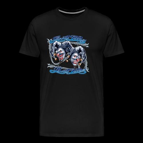 Good Times Bad Women's T - Men's Premium T-Shirt