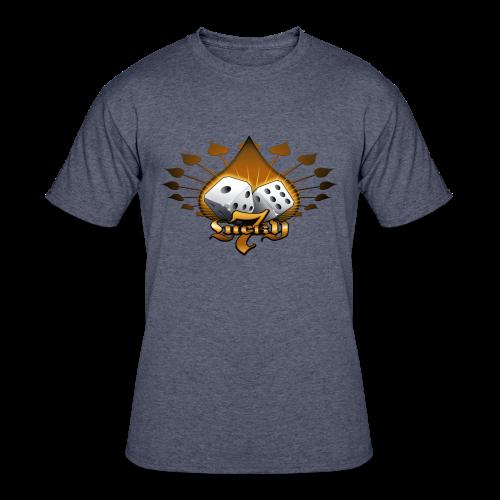 Lucky 7 Hoodie - Men's 50/50 T-Shirt