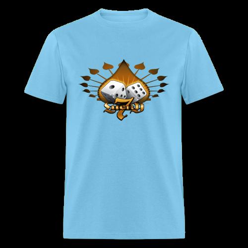 Lucky 7 Hoodie - Men's T-Shirt