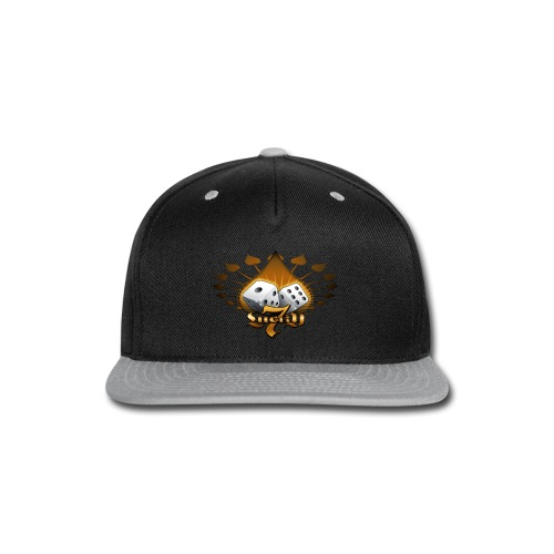 Lucky 7 Hoodie - Snap-back Baseball Cap
