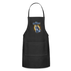 R-103 Blessed Hands Hoodie 3XL - Adjustable Apron