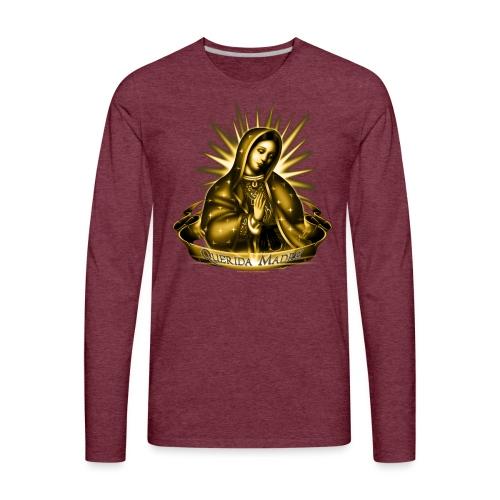 R-102 Querida Madre Women's T - Men's Premium Long Sleeve T-Shirt